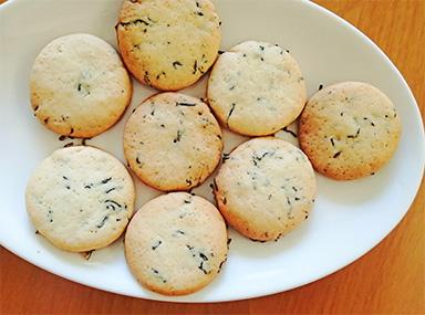 ひじきクッキー